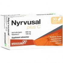 Nyrvusal plus C, 30 comprimate