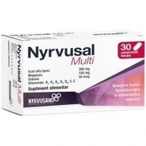 Nyrvusal Multi, 30 comprimate