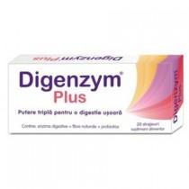Digenzym Plus fara zahar,...