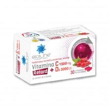 Vitamina C 1500 mg cu D3...