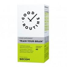 Train Your Brain Good...