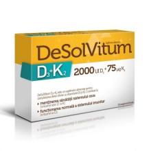 DeSolVitum D3+K2 2000UI D3...