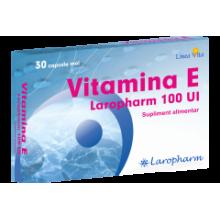 Vitamina E 100 UI  30 cps...