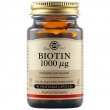Biotin 1000 ug , 50...