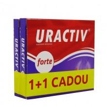 Uractiv Forte 1+1 Cadou...