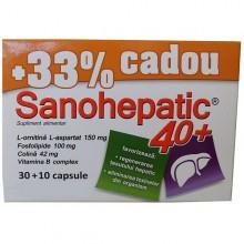 Sanohepatic 40+ 30 capsule...