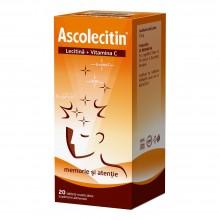 Ascolecitin 20 comprimate...