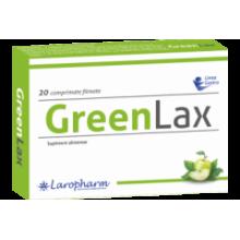 LAROPHARM GREENLAX 20CPR...