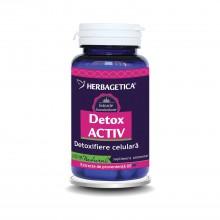 Detox activ  60 capsule...
