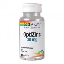 OptiZinc 30 mg Solaray  60...