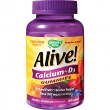 Alive Calcium + D3 Gummies...