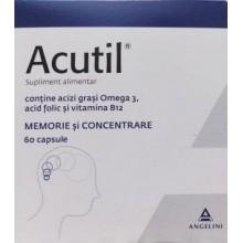 Acutil 60 capsule Angelini